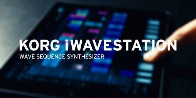 iWavestation App for iOS Released by KORG