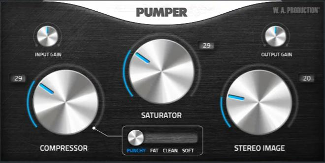 PUMPER VST Effect Plugin