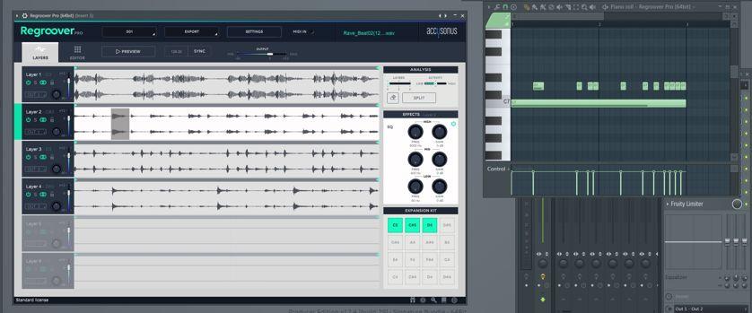 Regroover Beat Machine in FL Studio