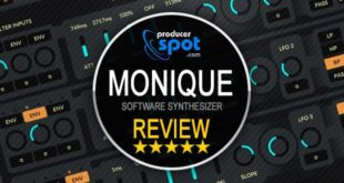 Review: MONIQUE Software Synthesizer by Monoplugs