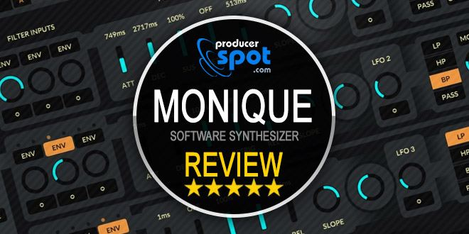 MONIQUE Software Synthesizer