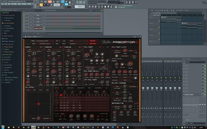 Rob Papen Predator 2 Fl Studio