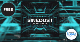 SINEDUST Free Sound Pack Released by SampleTraxx
