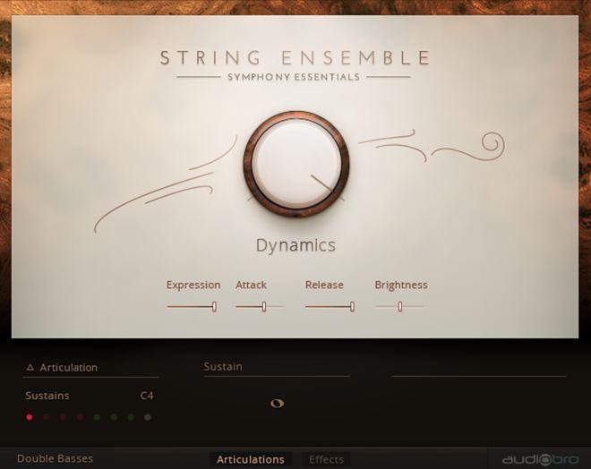 Kontakt String Ensemble