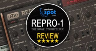 Review: REPRO-1 Software Synthesizer by u-he
