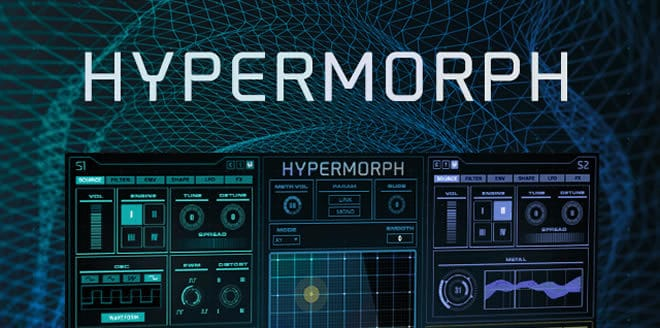 HYPERMORPH Max For Live Synthesizer by Sonic Faction