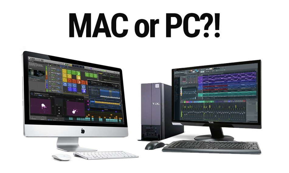 MAC vs PC Which Is The Best for Music Production