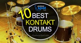 Best KONTAKT Drum Libraries