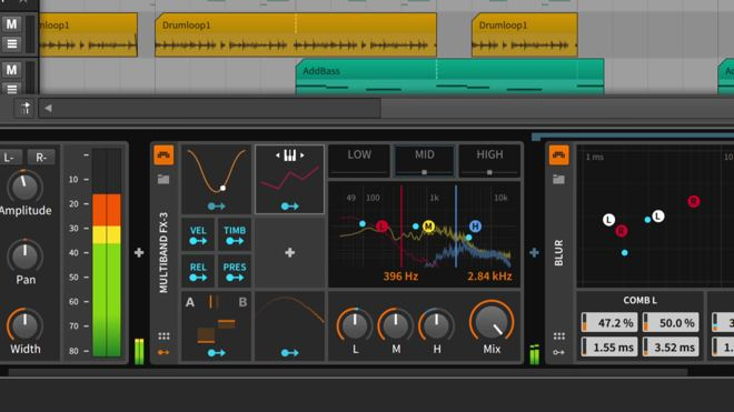 Bitwig Studio 2 Modulators