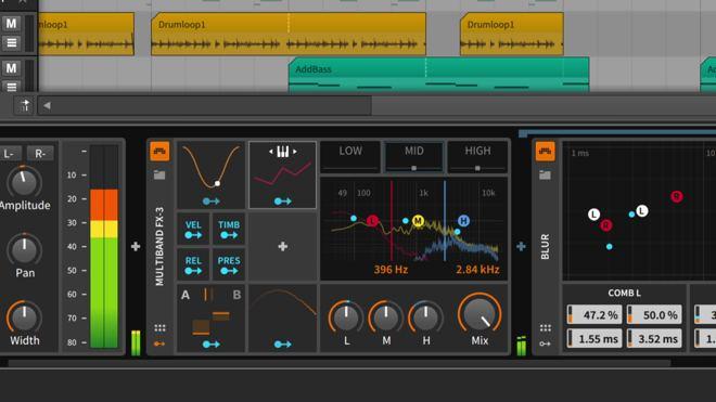 Bitwig Studio 2 Modulators
