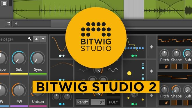 Bitwig Studio 2 DAW Music Production Software
