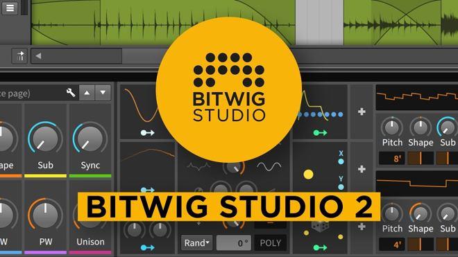 Bitwig Studio 2 DAW Music Production Software