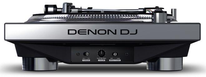 NAMM 2017 Denon DJ VL12 Turntable