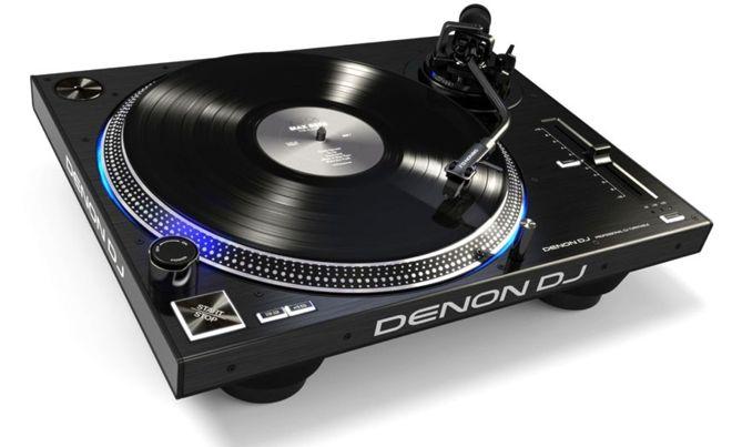 Denon DJ VL12 DJ Recorder