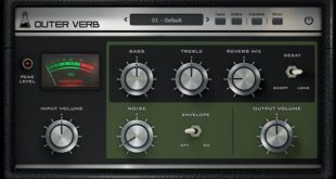 Outer Verb Reverb VST Plugin