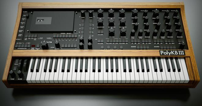 PolyKB III Software Synthesizer