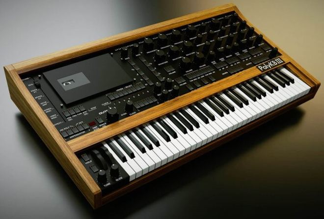 PolyKB III Software Synthesizer