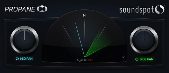 Propane Stereo VST Plugin