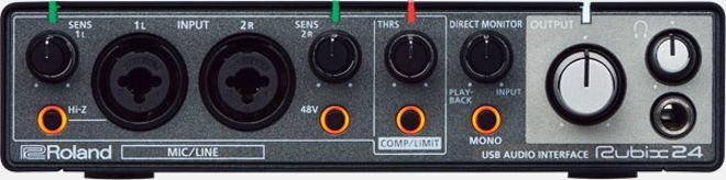 Rubix 24 Audio Interface