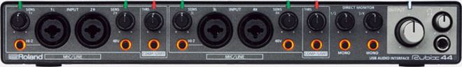 Rubix 44 Audio Interface