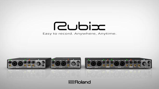 Rubix Audio Interfaces