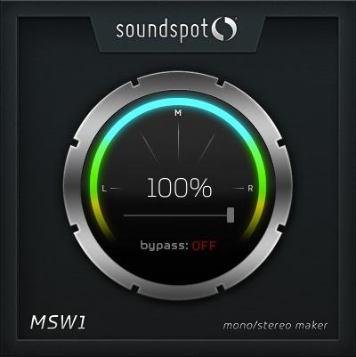 Stereo Width VST Plugin