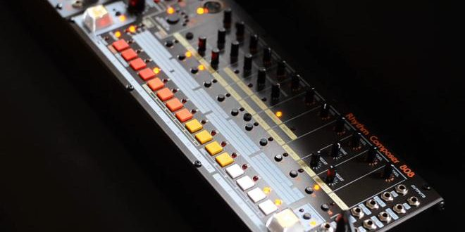 TR-808 Eurorack Clone Introduced by System 80