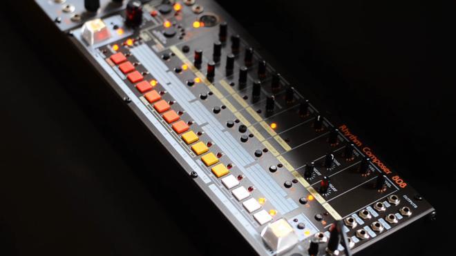 TR-808 Eurorack Module Clone