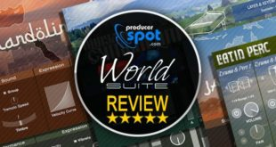 Review: World Suite Sample Library by UVI