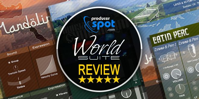 UVI World Suite Review