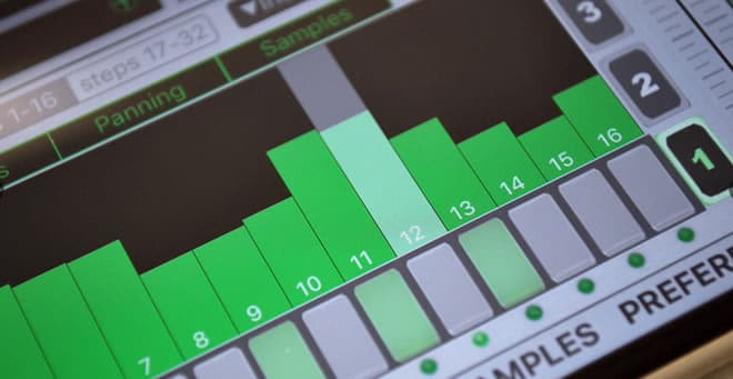 Vatanator SX iPhone Drum Machine