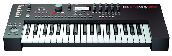 Analog Keys Synthesizer by Elektron