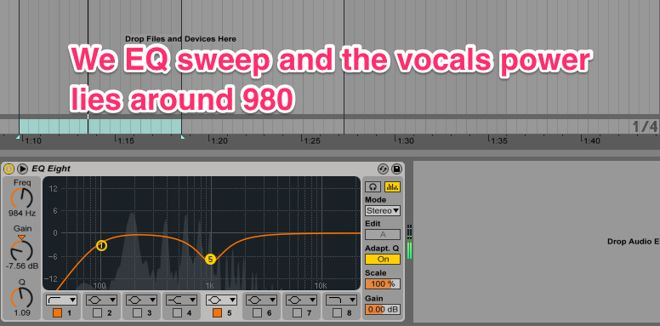 EQ Vocals