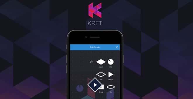 KRFT iOS Music App