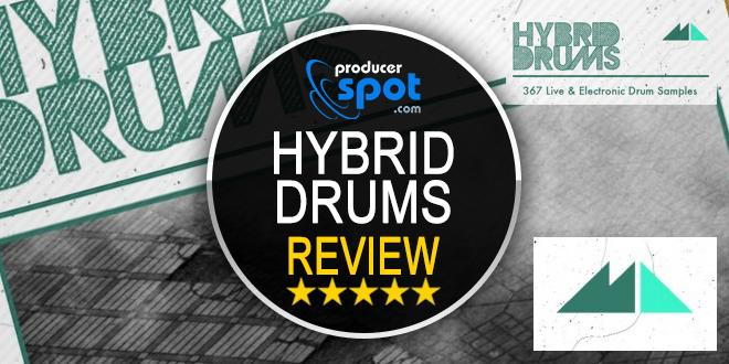 Hybrid Drums Mode Audio Review
