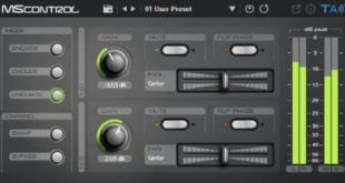 MScontrol FREE Mid/Side Plugin Released by Tek'it Audio
