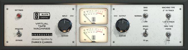 Slate Virtual Tape Machine