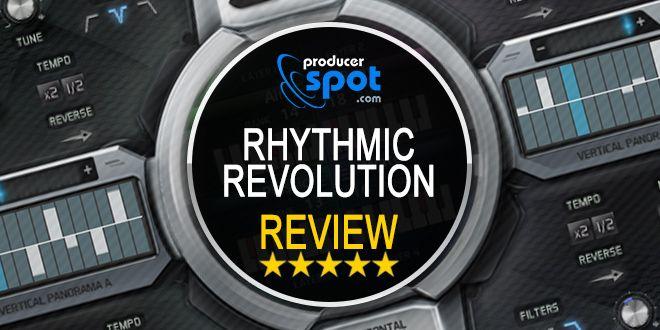 8DIO Rhythmic Revolution Review