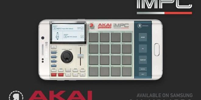 AKAI iMPC App Available Now on Android