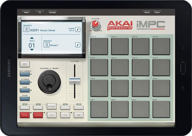 AKAI iMPC for Android