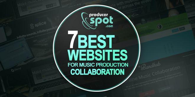 Best Websites for Music Production Collaboration Websites