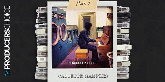 Cassette Samples Vol 2 by Turkman Souljah Released