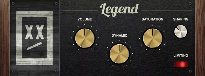 Legend VST Plugin
