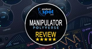 Review: MANIPULATOR Vocal Plugin by Polyverse