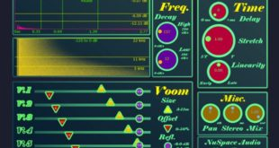 Rivera FREE VST Plugin Released by NuSpace Audio