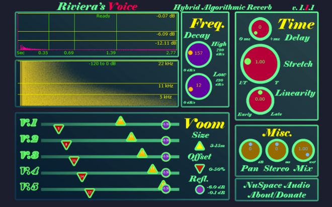 Rivera FREE VST Plugin