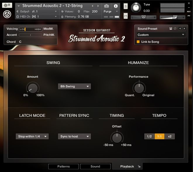 Native Instruments Strummed Acoustic 2 Review