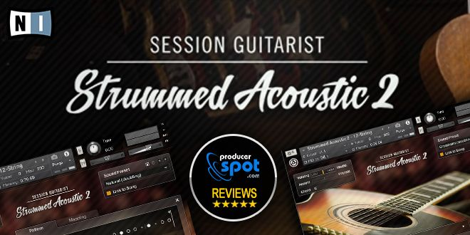 Strummed Acoustic 2 Review