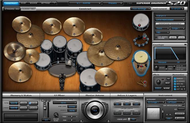 Superior Drummer 2.0 Review