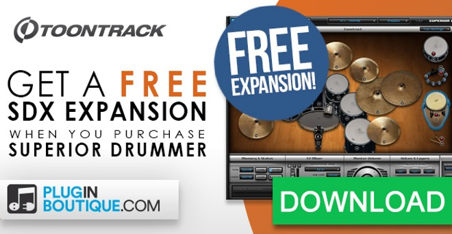 Superior Drummer Free Expansion